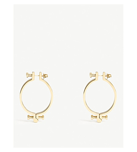ANNELISE MICHELSON Alpha small earrings