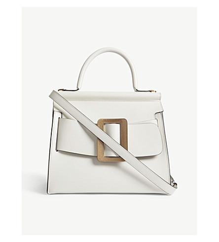BOYY Karl leather shoulder bag (Birch
