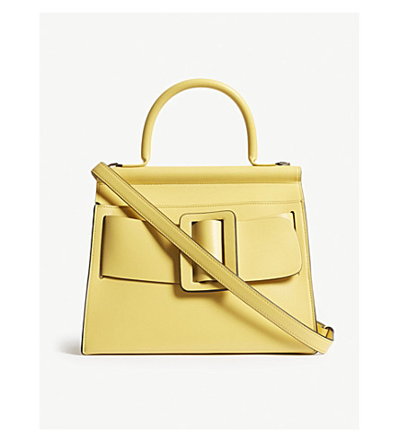 BOYY Karl leather shoulder bag (Mimosa+yellow