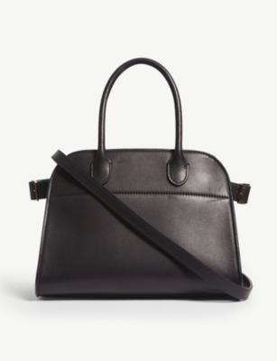 Leather Margaux mini bag(7282800)