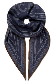 JANE CARR Kiss Me Quick necker scarf