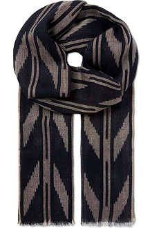 JANE CARR The Ikat scarf