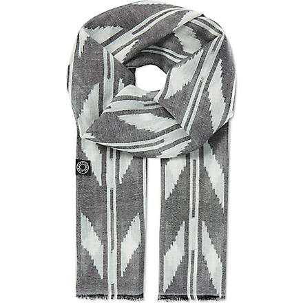 JANE CARR The Ikat scarf (Tar