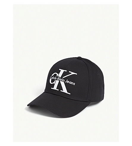 ...  CK  logo cotton cap (Black. PreviousNext c54adea55d1