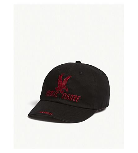 HERON PRESTON Public Figure cap (Blk+red
