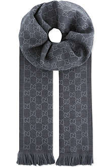 GUCCI Arliss classic scarf
