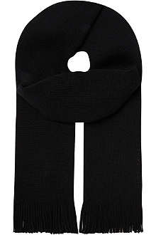 HUGO BOSS Plain scarf