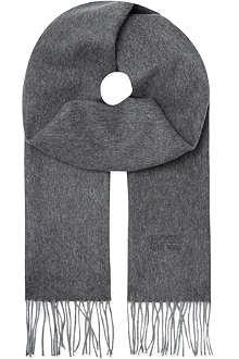 HUGO BOSS Cashmere scarf