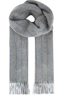 JOHNSTONS Cashmere double face scarf