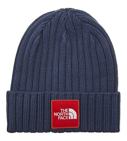 THE NORTH FACE Boxed cuff beanie (Shady+blue