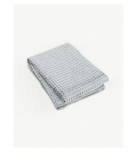 BLOMUS Caro waffle-knit cotton bath towel 140x70cm