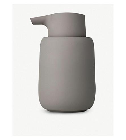 BLOMUS Sono ceramic soap dispenser 250ml