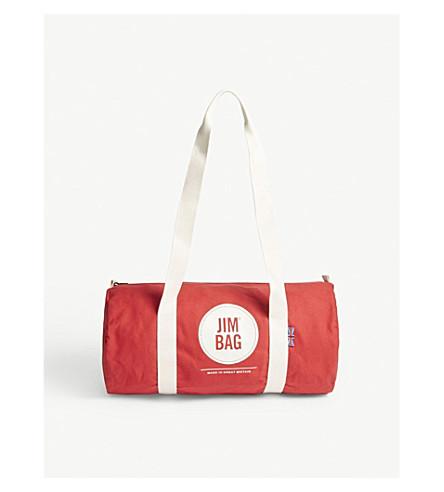 JIMBAG Cotton canvas barrel bag