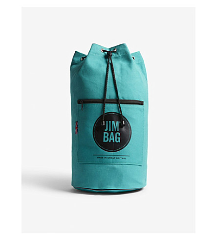 JIMBAG Canvas duffle bag