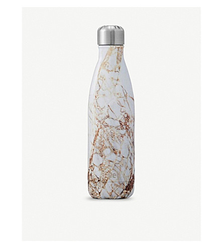 SWELL Calacatta Gold water bottle 483ml