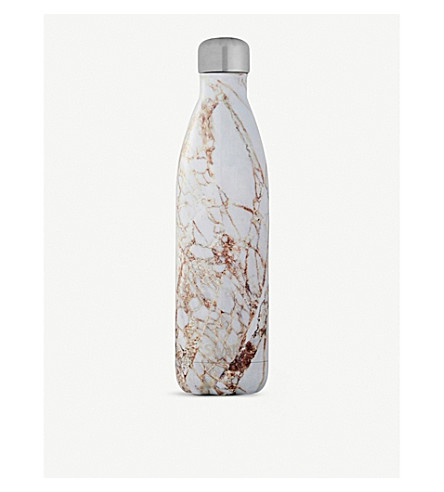 SWELL Calacatta Gold water bottle 710ml