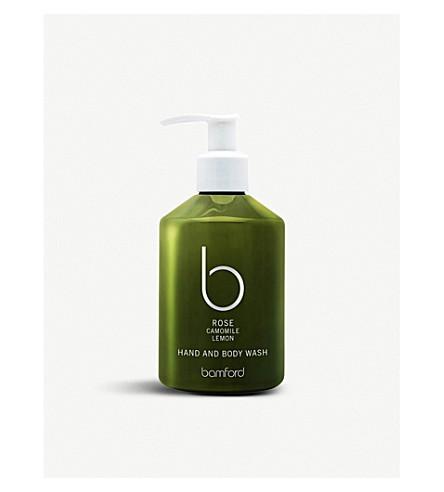 BAMFORD Rose hand & body wash 250ml