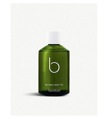 BAMFORD Botanic body oil 125ml