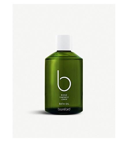 BAMFORD Rose bath oil 250ml