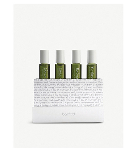 BAMFORD Essential Oil Collection
