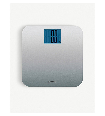SALTER Max Electronic Digital Bathroom Scales