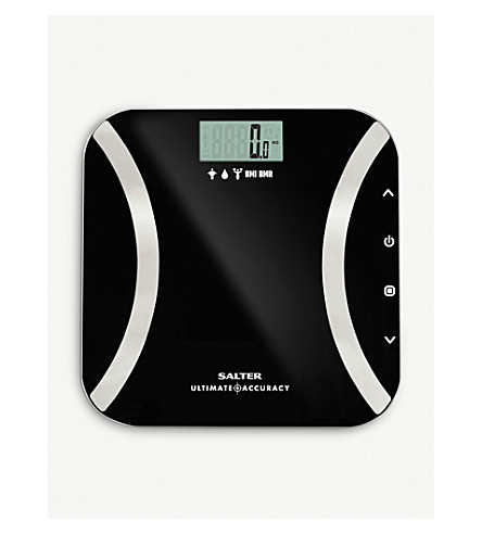 SALTER Ultimate Accuracy Analyser glass scales