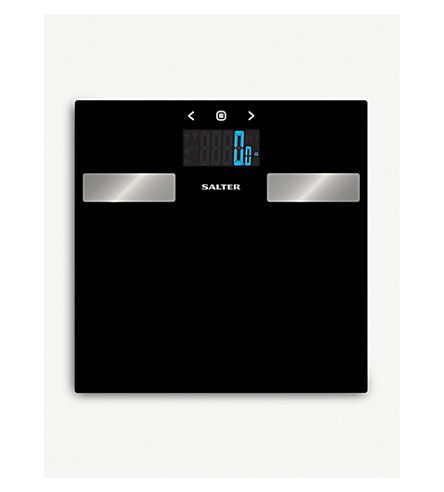 SALTER Glass Analyser bathroom scale