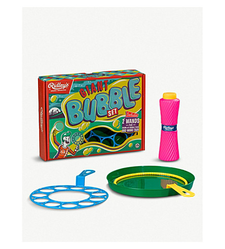 WILD AND WOLF Giant bubbles set