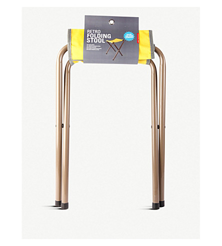 KIKKERLAND 复古折叠凳48厘米