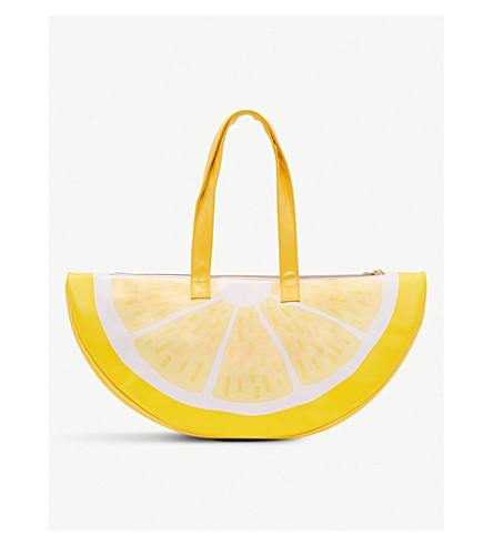 BANDO Lemon cooler bag