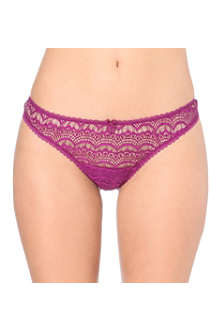MIMI HOLLIDAY Rocket lace thong
