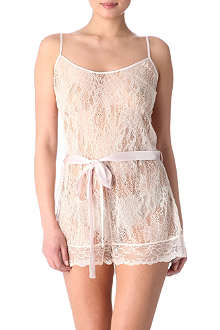 MIMI HOLLIDAY Sugar Pie lace teddy