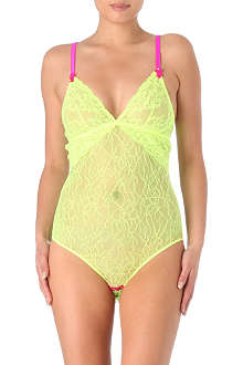 MIMI HOLLIDAY Wizz Pop lace body