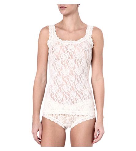 HANKY PANKY Signature Lace camisole (Ivory