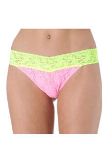 HANKY PANKY Colourplay thong