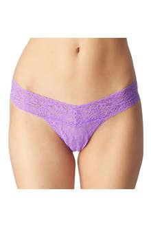 HANKY PANKY Signature Lace thong