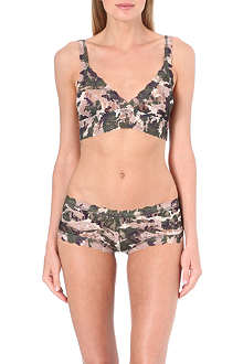 HANKY PANKY Hunter cross-over bralette