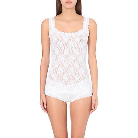 HANKY PANKY Signature Lace camisole (White