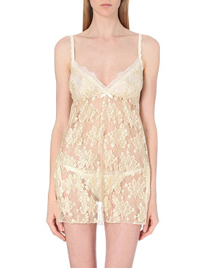 HANKY PANKY Gilded Lace chemise