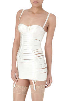 BORDELLE Classic Angela corset dress