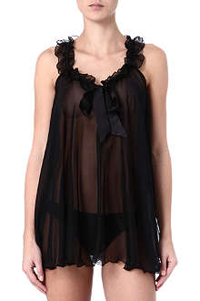 DIRTY PRETTY THINGS Brigitte chiffon babydoll