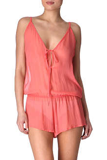 BEAUTIFUL BOTTOMS Sunset playsuit