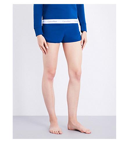 CALVIN KLEIN Modern Cotton cotton-jersey shorts (7oo+orion