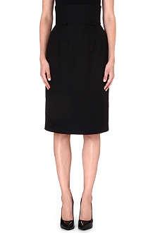 FIFI CHACHNIL Francette crepe skirt