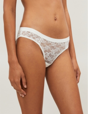 Lina lace briefs