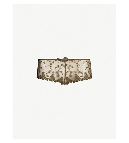 PASSIONATA白夜网短内裤 (0gi+khaki+bronze