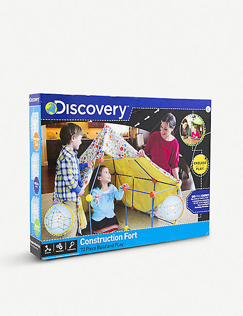 FAO SCHWARZ DISCOVERY Construction Fort