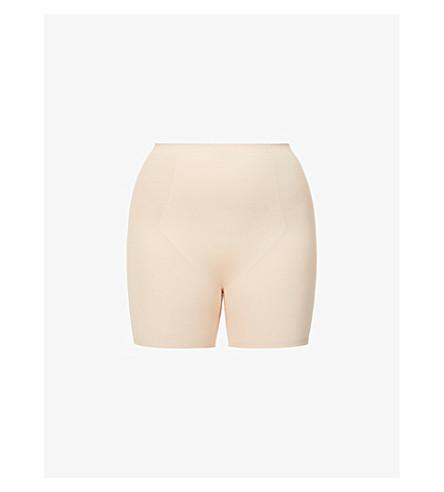 SPANXThinstincts 中大腿伸展-球衣短裤 (软 + 裸
