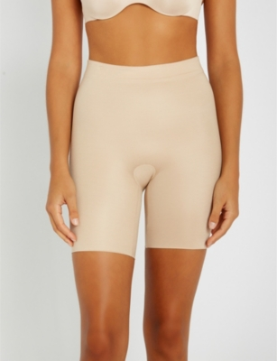 Suit Your Fancy stretch-jersey shorts