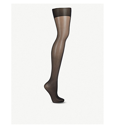 WOLFORD Synergy 20 push-up tights (Black